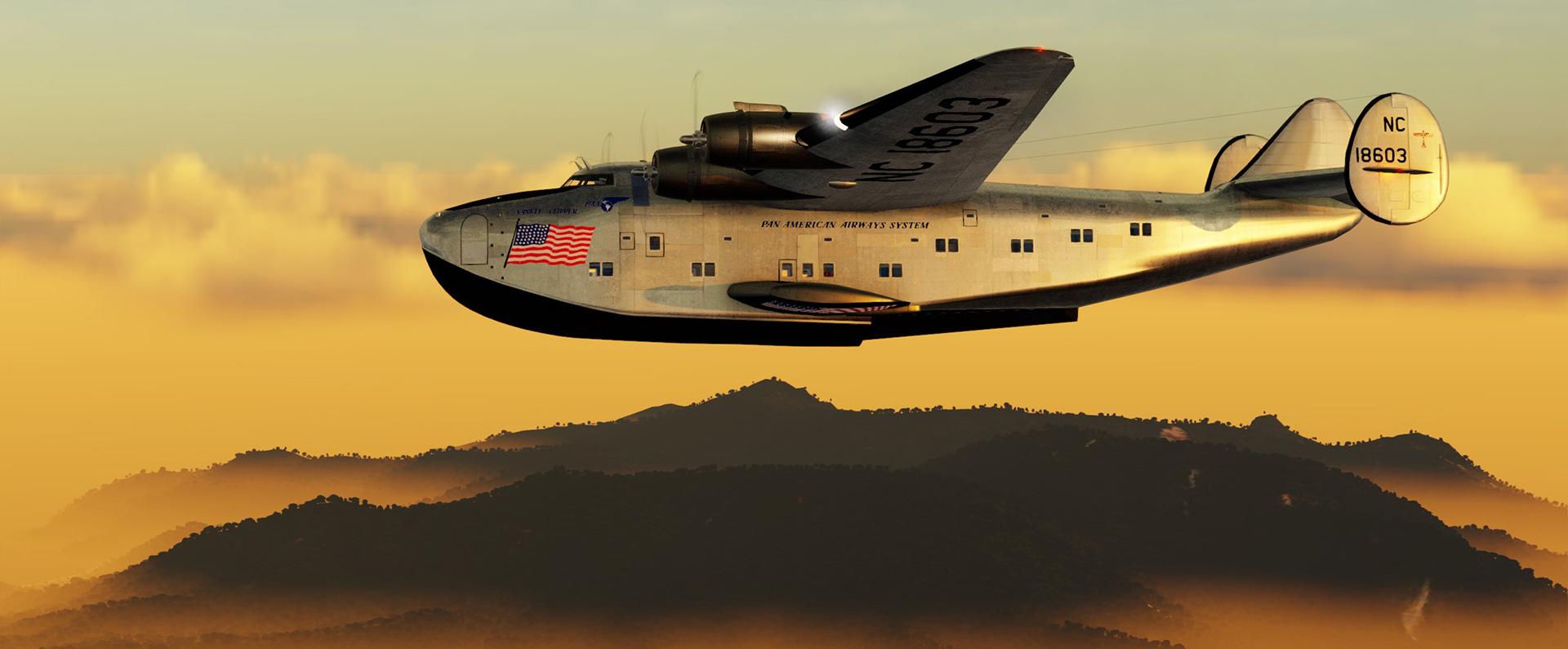 Tour Feature - Fords Flight