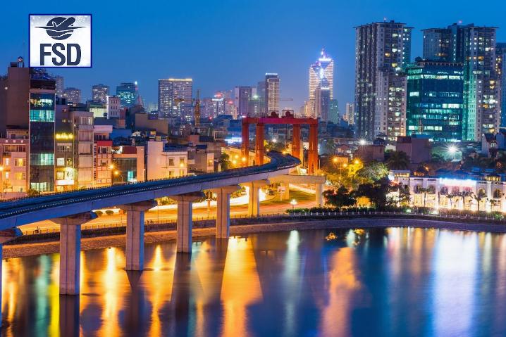 Saturday Nights' Social: Bangkok to Hanoi
