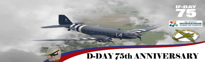 D-Day 75th Anniversary Flypast