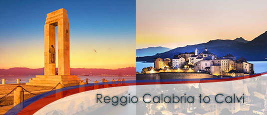 FSD Weekly Group Flight Reggio Calabria to Calvì