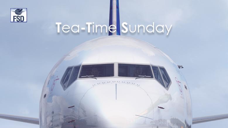 Tea-Time Sunday on FSD: Brussels to Copenhagen