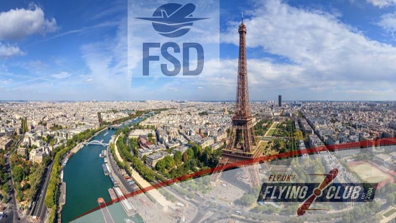 FRANCE FINALE  to  PARIS  Charles De Gaulle Airport  (LFPG)