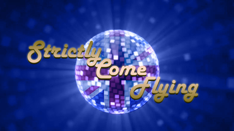 Strictly Come Flying - Week 3 : Antarctica