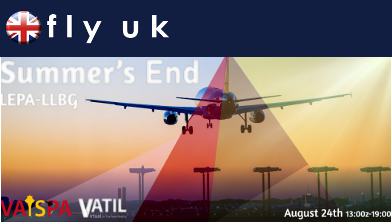 VATSIM Summer's End