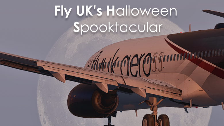 Fly UK's Halloween Spooktacular Social