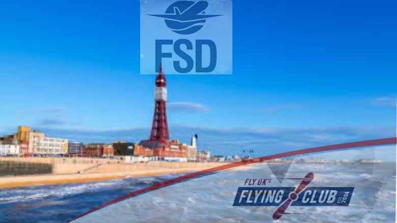 NW  England VFR event