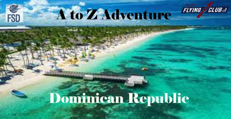 A- Z Adventure --Dominican Republic