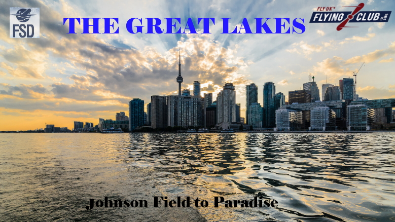 GREAT LAKES -- Johnson Field  to Paradise