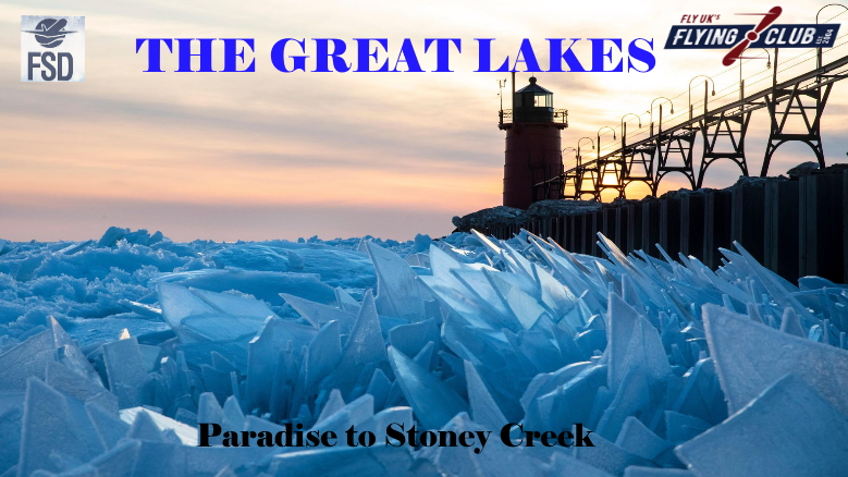GREAT LAKES -- Paradise  to Stoney Creek