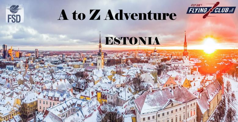 A- Z Adventure --Estonia
