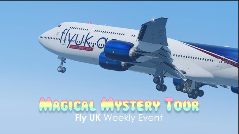 FlyUK's Magical Mystery Tour -- Leg 5/6