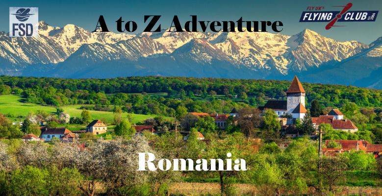 A- Z Adventure  Romania
