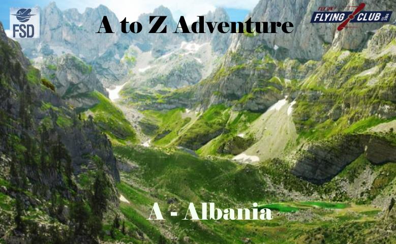 A- Z Adventure -- ALBANIA