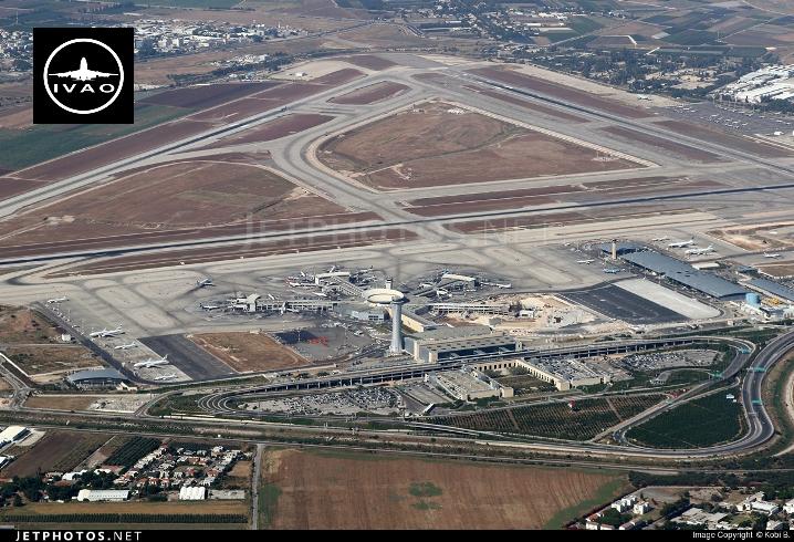 Afternoon-Tea-Tour Leg 6: Samos to Ben Gurion Airport, Israel