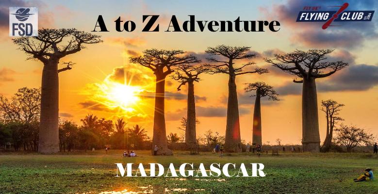 A- Z Adventure --Madagascar