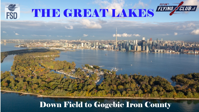 GREAT LAKES --Dowd Field to  Gogebic - Iron County Airport