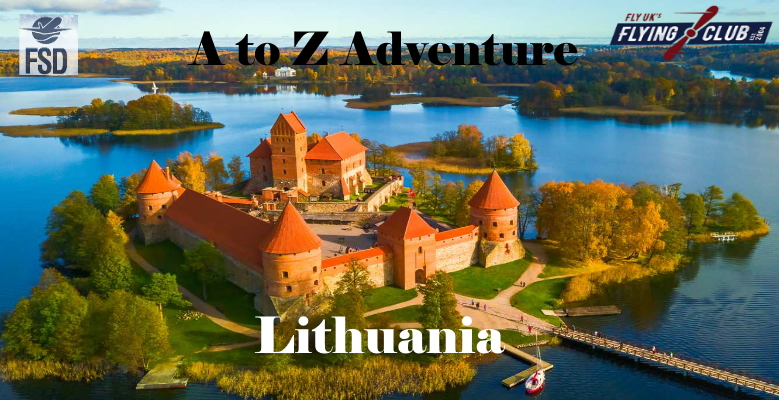 A- Z Adventure -- Lithuania