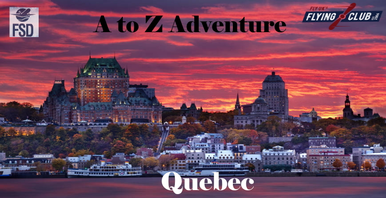 A- Z Adventure  Quebec