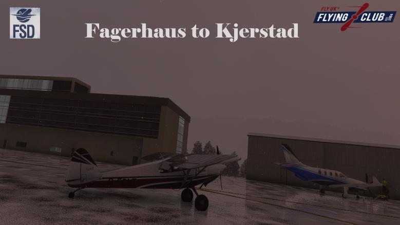 Fagerhaus  To Kjaerstad