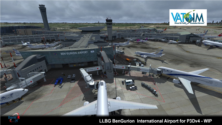 Tuesday-Tour-Night Leg 6: Samos to Ben Gurion Airport, Israel