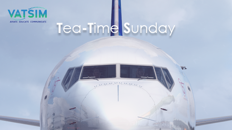 Tea-Time Sunday on VATSIM: Genoa to Cologne