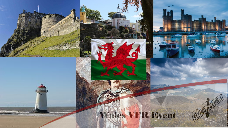 Wales VFR Event