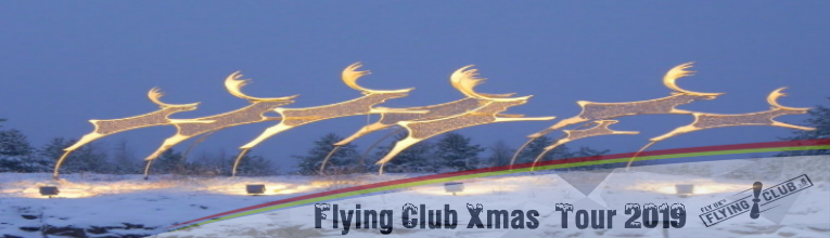Flying Club XMAS 2019 Tour