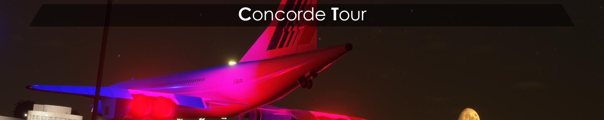Concorde Tribute Tour