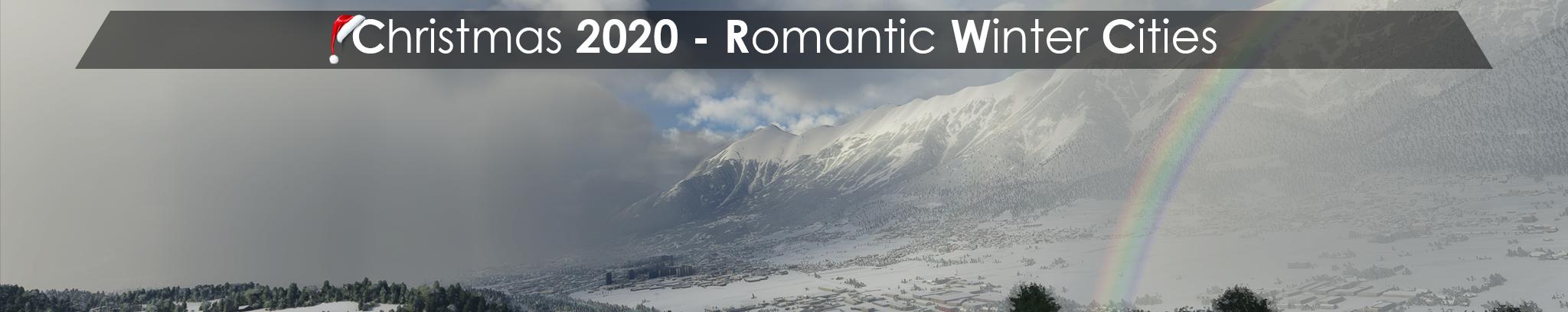 Christmas 2020 - Romantic Winter Cities