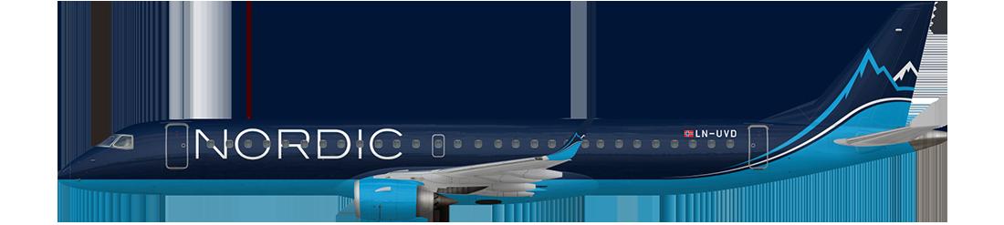 Embraer E195LR