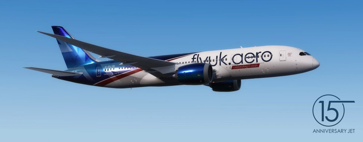 Crystal Anniversary liveries - Press Releases - Fly UK Community Forums