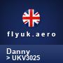 UKV3025 - Danny Woolston